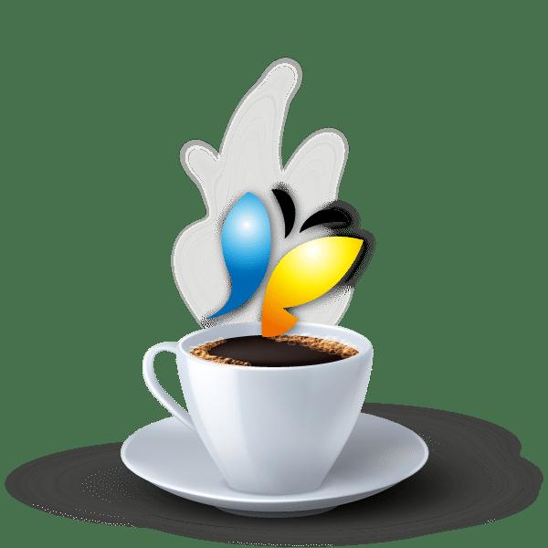 Echanger autour d'un café